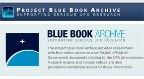 'Project Blue Book'