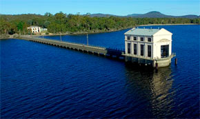 Pumphouse-Point