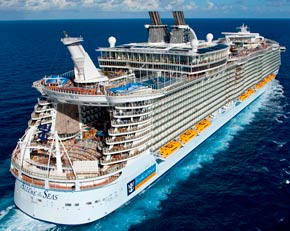 'Allure of the Seas'