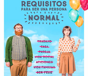 'Requisitos para ser una persona normal'