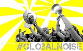 Global noise- Cacerolada global